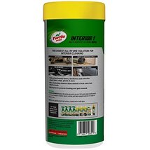 Turtle Wax 50648 Quick and Easy Interior 1 MultiPurpose Cleaning Wipes - $21.02