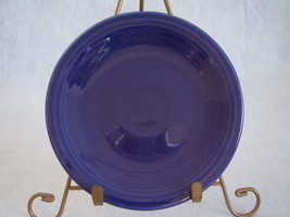 Vintage Fiestaware Cobalt Bread Butter Plate Fi... - $11.00