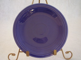 Vintage Fiestaware Cobalt Bread Butter Plate Fiesta  D - $11.00