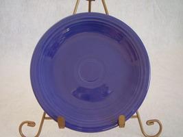 Vintage Fiesta Cobalt Bread Butter Plate Fiesta... - $8.00