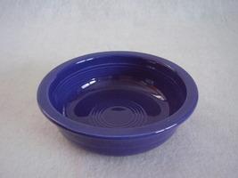 Vintage Fiestaware Cobalt Fruit Bowl Fiesta   Z - $19.20