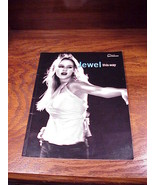 Jewel This Way Song Book, 14 songs - $8.95