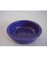 Vintage Fiestaware Cobalt Fruit Bowl Fiesta  W - $19.20
