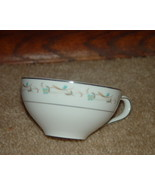 Hira Fine China Roberta Made in Japan Cup  With Silver trim - $12.50