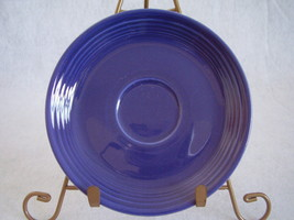 Vintage Fiestaware Cobalt Teacup Saucer Fiesta  L - $8.64