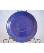Vintage Fiestaware Cobalt Teacup Saucer Fiesta  J - $17.28
