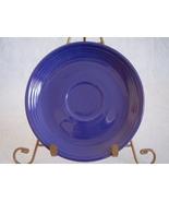 Vintage Fiestaware Cobalt Teacup Saucer Fiesta  G - $8.64