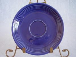 Vintage Fiestaware Cobalt Teacup Saucer Fiesta  C - $17.28