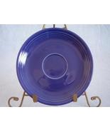 Vintage Fiestaware Cobalt Teacup Saucer Fiesta A - $14.40