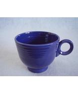Vintage Fiestaware Cobalt Ring Handle Teacup Fiesta F - $20.25