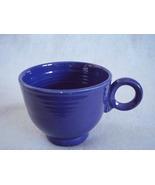 Vintage Fiestaware Cobalt Ring Handle Teacup Fiesta B - $17.82
