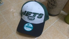 New Era 9FORTY NFL New York Jets hat cap Strapback Size Adjustable - $17.00