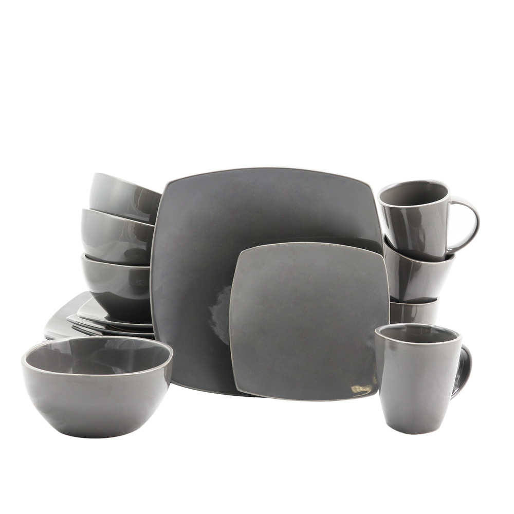 Gibson Home Soho Lounge Square Dinnerware and 49 similar items