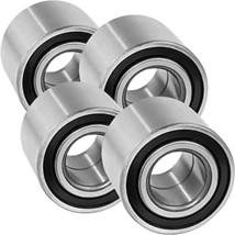 4PCS Front Rear Wheel Bearings Kit for John Deere Gator XUV 625i 825i 85... - $41.15