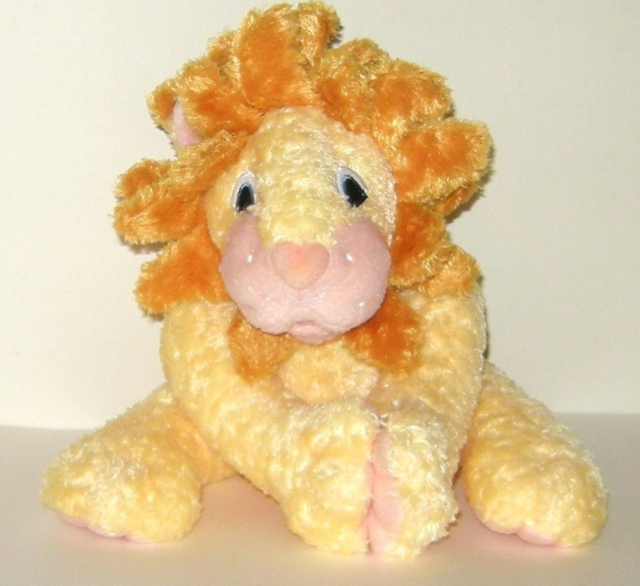 Primary image for 1/2 Price! Koko Originals Peekaboo Brandon Braveheart Lion Plush