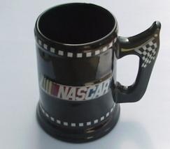 Nascar Mug Tankard Stein Cup Large Black Collectible - $9.95