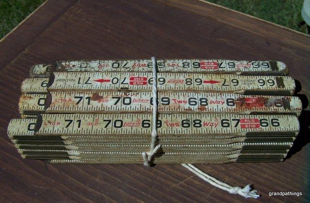 Lufkin folding tape measure 001
