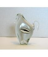 Ngwenya Glass Swaziland, Africa~ Hand Blown Baboon Paperweight - $17.90