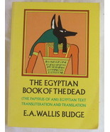 The Egyptian Book of the Dead: The Papyrus of Ani - $7.75