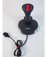 QuickShot QS-130N Python 2 Deluxe Digital Joystick for Nintendo NES Tested - $12.86