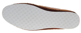 NEW ZANZARA Mens MERZ Slip-On Premium Perforated Leather Shoes image 12