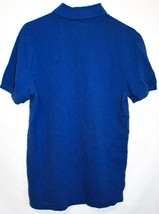 Tommy Hilfiger Men's Classic Fit Blue Collared Polo Shirt Size S image 2