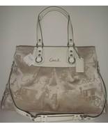 COACH Ashley HAC Sateen Carryall NWT 15656 - $300.00