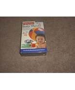 Fisher Price BABY MOVES VHS Developmental Video NEW - $6.99