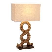 Nautical Weave Rope Lamp - $299.99