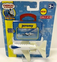 Thomas & Friends Take Along JEREMY JOLLY JET Diecast Metal 2008 Target Exclusive - $59.94