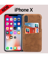 iPhone X 10 PU Wallet Leather Case Cover Magnetic Protective Case Slim/M... - $12.99