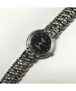 Acuet Japan Classy Ladies Silver Tone Quartz Wristwatch 22mm - $24.70