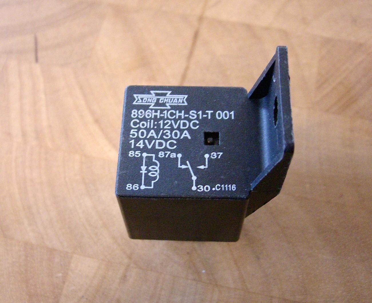 Ariens, Craftsman Gravely starter relay 00432100, 00432101, 03042800, 109748X