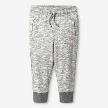 Cat & Jack Boys Toddler Jogger Sweatpants Gray Size 12M 18M 2T 4T 5T NWT - $7.79