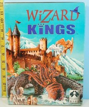 Wizard Kings Fantasy Battle Game Columbia Games 2nd Ed. Complete - $38.61