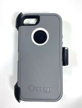 OtterBox Defender Series Case for iPhone 5 - White/Gray - $7.91