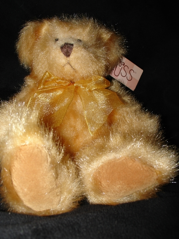 Russ Berrie Pennington Brown Bear Number 2817
