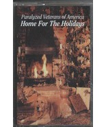 Holiday Christmas Songs Paralyzed Veterans Of America Cassette Tape Sealed - $5.00