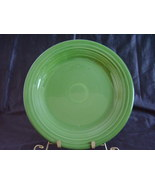 Vintage Fiestaware Forest Green Dinner Plate Fiesta  C - $35.20