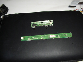 keyboard   and  ir  sensor   for  emerson  Lf501em5f - $4.99
