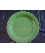 Vintage Fiestaware Forest Green Dinner Plate Fi... - $37.60