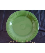 Vintage Fiestaware Forest Green Dinner Plate Fi... - $38.40