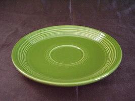 Vintage Fiestaware Forest Green Teacup Saucer F... - $16.00