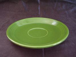 Vintage Fiestaware Forest Green Teacup Saucer F... - $15.20