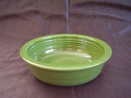 Vintage Fiestaware Forest Green Fruit Bowl Fies... - $32.00