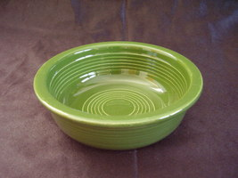 Vintage Fiestaware Forest Green Fruit Bowl Fiesta  D - $29.60