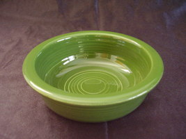 Vintage Fiestaware Forest Green Fruit Bowl Fiesta  C - $29.60