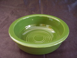 Vintage Fiestaware Forest Green Fruit Bowl Fiesta  B - $29.60