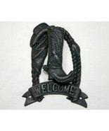 Western Country Cast Iron Boot Door Knocker  - $10.95