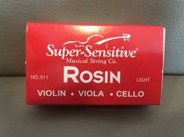 USA Super Sensitive 911 Rosin for Violin Viola Cello - $6.01